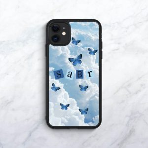Sabr Butterfly Phone Case